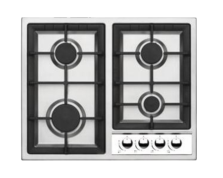 Burner Gas Cooktop
